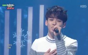 "Music Bank: ""December, 2014"", ""Overdose"" - EXO"