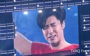 Yunho (DBSK) khóc nức nở trong concert vì sắp nhập ngũ