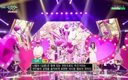 "Music Bank: ""Spring Love"" - Niel ft. Juniel"