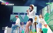 "Music Core: ""Spring Love"" - Niel (TEEN TOP) ft. Juniel"