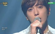 "Music Bank: ""One Fine Day"" - Jung Yong Hwa"