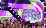 EXO giành No.1 trên Music Core 27/6