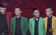 X-Factor Việt: Công bố Quán quân mùa đầu tiên