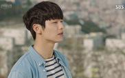 """""""Entertainer"""": Suk Ho nở nụ cười hạnh phúc khi thành công thuyết phục được Ha Neul quay trở lại"""