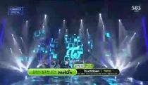 """Inkigayo: """"Touchdown"""" - TWICE"""