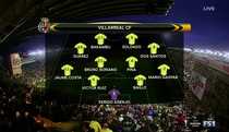 Europa League 2015/16: Villarreal 1-0 Liverpool