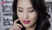 Clip hướng dẫn make up khá hấp dẫn của Primmy Trương