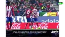 La Liga 2015/16: Atletico Madrid 3-1 Eibar