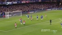 Premier League: Chelsea 1-1 Man Utd