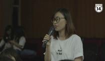 Các bạn trẻ tham dự toạ đàm chia sẻ câu chuyện và thắc mắc (1)