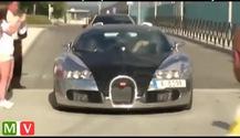"""Benzema cưỡi Bugatti Veyron 2 triệu đô khiến Ronaldo """"lác mắt"""""""