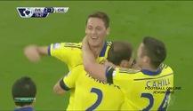 Premier League 14/15: Everton 3-6 Chelsea