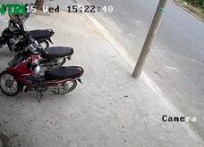 Tên trộm liều lĩnh 3 lần bẻ khóa xe máy