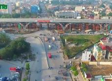 """Những công trình giao thông """"khủng"""" của Hà Nội năm Ất Mùi"""