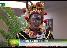Bình Minh nói về vai Thiên Lôi trong Táo Quân 2016