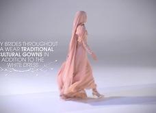 Ngắm trang phục váy cưới truyền thống ở các nước châu Á