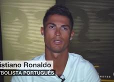 Coi thường FIFA ra mặt, C.Ronaldo lại bỏ dở buổi phỏng vấn