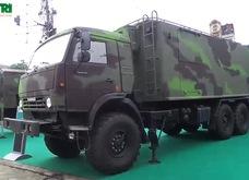 Hà Nội: Tận mắt khí tài quân sự hiện đại của Quân đội Nhân dân Việt Nam