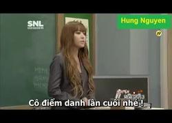 Hài 18+: Phim ngắn 'Cô giáo Lee' cực hài