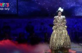 Phần trình diễn của Khánh Linh tại liveshow 1