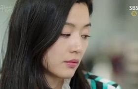 """""""Huyền thoại biển xanh"""" tập 10: Bé Yoona đọc được suy nghĩ của Sim Chung"""