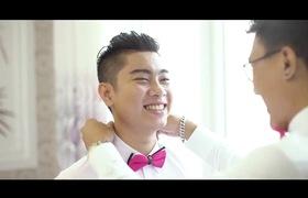Clip ghi lại lễ đính hôn của cặp đôi Hải Đăng - Bích Trâm (thực hiện bởi Cody Studio)