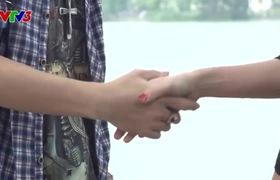 Phần thi của cặp đôi Thế Phương - Ngọc Hà tại vòng thử giọng
