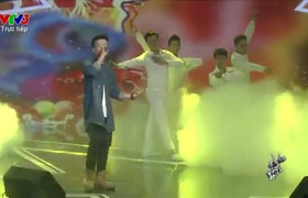 Gala Trung Thu The Voice Kids: Quang Anh