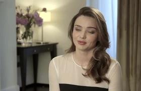 Miranda Kerr chia sẻ bí quyết làm đẹp