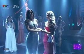 Miss Colombia đăng quang Hoa hậu Hoàn vũ 2014