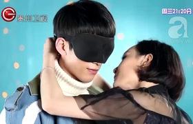 """""""Phi thường hoàn mỹ"""" Ngày 15/2: Cô gái Mộng Dao quá yếu đuối trong tình yêu nên thất bại."""