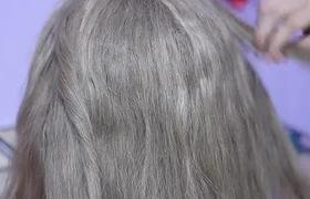 Tết tóc kiểu công chúa Aurora trong phim Maleficent