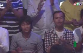 """Tập 1 """"Mặt nạ ngôi sao"""": Hoàng Tôn bị Tóc Tiên, Trịnh Thăng Bình """"lật mặt"""" trên truyền hình"""
