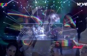 """Tập 3 """"The Remix"""": Ca khúc """"Go away"""" - Hương Giang Idol"""