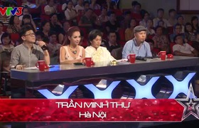"""Gặp cô bé thiên thần khiến giám khảo """"Vietnam's Got Talent"""" sửng sốt"""