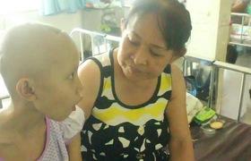 """Bé gái ung thư bị bỏ rơi khi 20 ngày tuổi và 11 năm được chở che bởi người mẹ """"đặc biệt"""""""