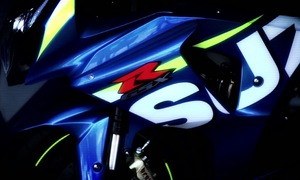 Siêu môtô Suzuki GSX-R1000 2015 gây thất vọng