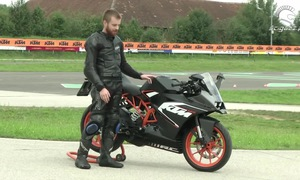 KTM RC 125 2015 - co nowego-