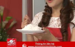 """Món """"Tôm Chiên Dừa"""" cho ngày cuối tuần"""