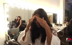 Adriana Lima và Alessandra Ambrosio trong clip quảng bá của Victoria's Secret 2015
