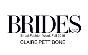 Hậu trường trang điểm buổi diễn váy cưới mùa Thu 2015 hãng Pettibone
