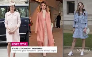 Mặc đồ như thế nào với trang phục Pastel?