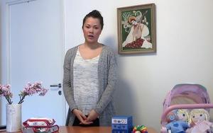 Cô giáo mầm non người nước ngoài bảo vệ trẻ em Việt