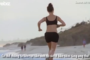 Thể dục - Biện pháp phòng ngừa ung thư hiệu quả và miễn phí