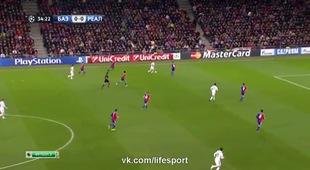 Champions League 2014/2015: Basel 0-1 Real Madrid