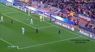 La Liga 2014/2015: Barcelona 5-0 Cordoba