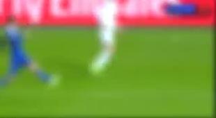 Ronaldo thể hiện kỹ năng Rabona