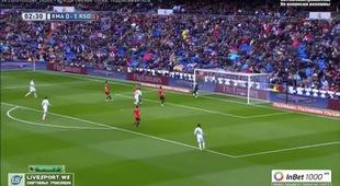 La Liga 2014/2015: Real Madrid 4-1 Real Sociedad
