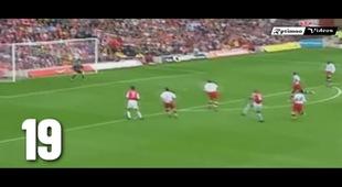 Top 20 bàn thắng đẹp nhất sự nghiệp của Henry