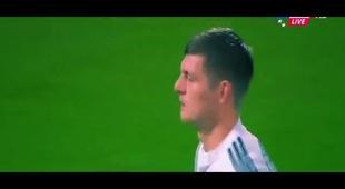 Cruz Azul 0-4 Real Madrid